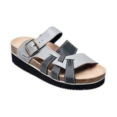 SANTÉ Zdravotná obuv dámska N / 240/9/19/69 / H / K / CP šedá