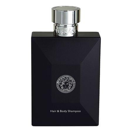 Versace Pour Homme - żel pod prysznic 250 ml