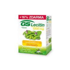 GreenSwan GS Lecitin 1200 mg 120 + 20 kapslí