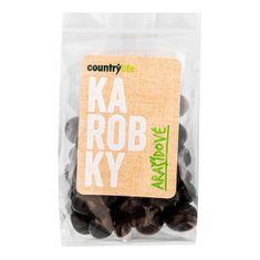 Country Life Karobky arašidové 100 g