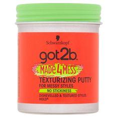 got2b Made4Mess (Texturizing Putty) teksturujące (Texturizing Putty) 100 ml