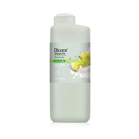 Dicora Vitamin A (Shower Gel) mleko in melona (Shower Gel) 400 ml