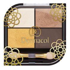 Dermacol Quatro (Eyeshadow) 8 g