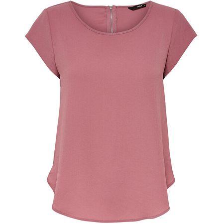 ONLY Ženska bluza ONLVIC 15142784 Mesa Rose (Velikost 38)