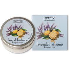 Styx Naturcosmetic Tělo vý krém Levandule - citrón ( Body Cream)