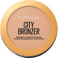 Maybelline Bronzer a kontúrovacia púder (Bronzer & Contour Powder) 8 g
