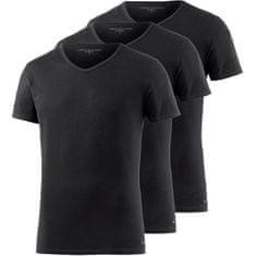 Tommy Hilfiger 3 PACK - pánské triko 2S87903767-990