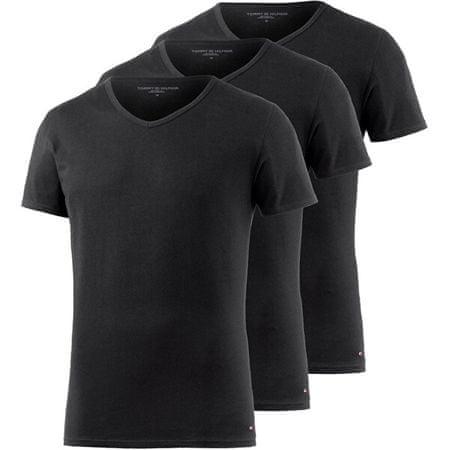 Tommy Hilfiger 3 PACK - férfi póló 2S87903767-990 (méret L)