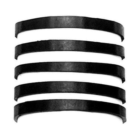 ARTcycleBALI Bransoletka wykonana z pasków Five Days BR_058 (długość 15,5 cm)
