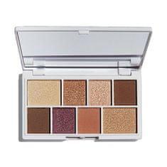 I Heart Revolution Paletka očních stínů Nudes Mini Chocolate (Nudes Mini Chocolate Palette) 10,2 g
