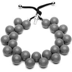 Ballsmania Originální náhrdelník C206 17-0000 Grigio