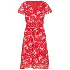 Smashed Lemon Dámské šaty 19317 Red/White