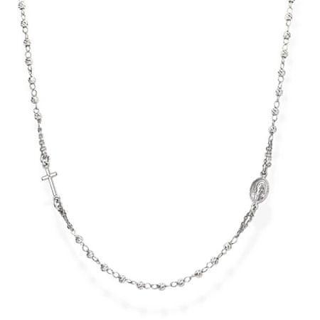 Amen Eredeti ezüst nyaklánc Rosary CROBD3 ezüst 925/1000