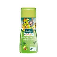 Kneipp Gyerekek sampon és zuhanyzselé Dragon Power 200 ml