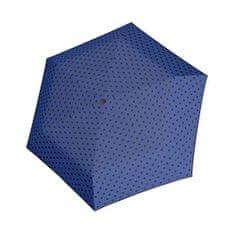 Doppler Damskiskładany parasol Hit Mini Flat Dots 722565PD03