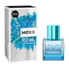 Mexx Festival Splashes For Men - EDT