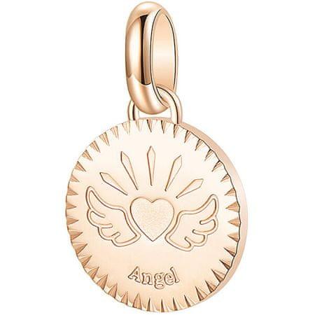 Brosway Acél medál angyal Très Jolie BTJM183