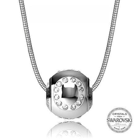Levien Jeklena ogrlica črka O CLET-O
