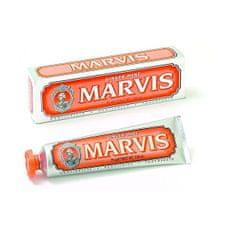 Marvis Zubná pasta zázvorovo mätová (Ginger Mint Toothpaste) 85 ml