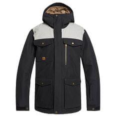Quiksilver Férfi kabát Raft Jk Black EQYTJ03227-KVJ0