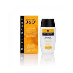 Heliocare® Emulzije strojenje mineralne filtre primerno za netolerantne kože UPF 50 360° ( Mineral Tolerance Fl