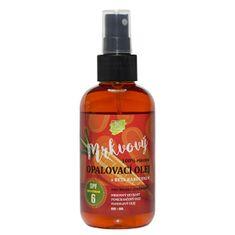 VIVACO Prírodný opaľovací mrkvový olej OF 6 150 ml