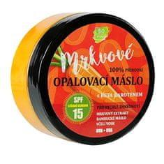 VIVACO Prírodné opaľovací mrkvovej maslo OF 15 150 ml