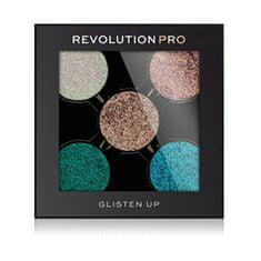 Revolution PRO Trblietky na vloženie do paletky PRE Refill (Glisten Up) 6 g