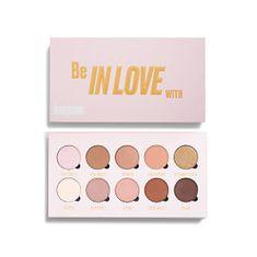 Makeup Obsession Paletka očních stínů Be In Love With 10 x 1,3 g