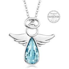 Levien Náhrdelník s tyrkysovým krystalem Angel Rafael