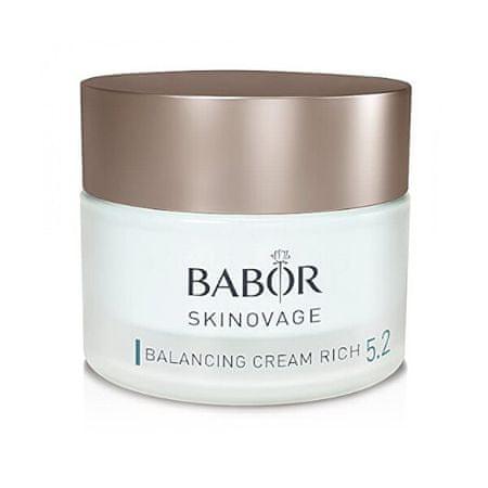 Babor Kiegyensúlyozó krém kombinált bőrre Skinovage (Balancing Cream Rich) 50 ml