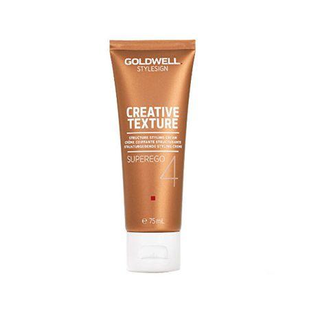 GOLDWELL Stylesign Krem do Styling włosów z Texture (Superego 4 Strucuture Styling ) Cream (Superego 4 Strucu