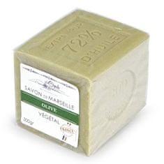 """Marseillské mýdlo """"Cube"""" – Oliva 300 g"""