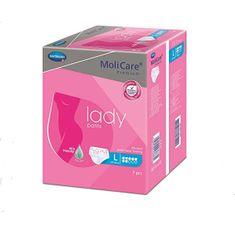 MoliCare ® Lady Pants 7 kvapiek veľ. L 7 ks