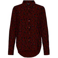Vero Moda Damska koszula VMNICKY SHIRT COLOR / AOP Port Royale ANNIE