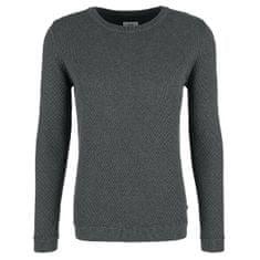 Q/S designed by Męska sweter 44.899.61.2612.97W0 Asphalt Melange