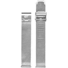 Bentime Kovový mesh s easy clickem - stříbrný