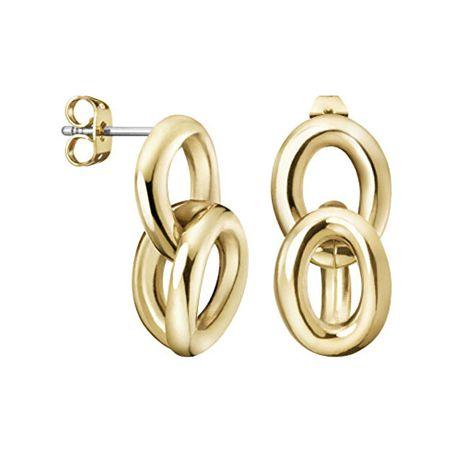 Calvin Klein Tömör acél fülbevalók nyilatkozat KJALJE100200