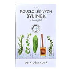 Kouzlo léčivých bylinek III. - S láskou k přírodě (Dita Oškerová)