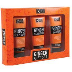 Xpel Kozmetični set za nego las Ginger