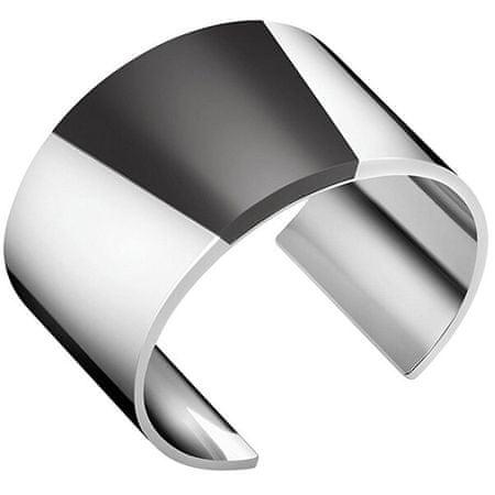 Calvin Klein Merev acél karkötő Distinct KJ2ZAF2901 (Átmérő S (5,8 x 4,6 cm))