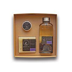 Angelic Darčeková krabička Angelic telové olejové cuvée Levanduľa
