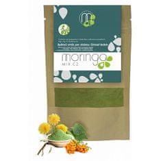 Moringa MIX Bylinná zmes pre dobrú činnosť obličiek 30 g