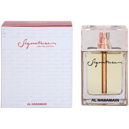 Al Haramain Signature Rose Gold - EDP 100 ml