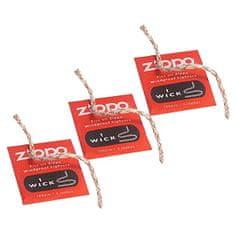 Zippo 3 PACK - knot do zapalovače 16004
