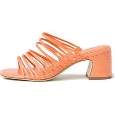 Tamaris Női papucs 1-1-27234-34-673 Peach Neon