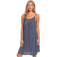 Roxy Dámské šaty Rare Feeling Mood Indigo ERJKD03295-BSP0