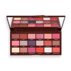 I Heart Revolution Paletka očních stínů Chocolate Truffle (Shadow Palette) 18 x 1 g