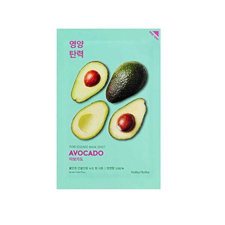 Holika Holika ( Pure Essence Mask Sheet) Avocado 20 ml