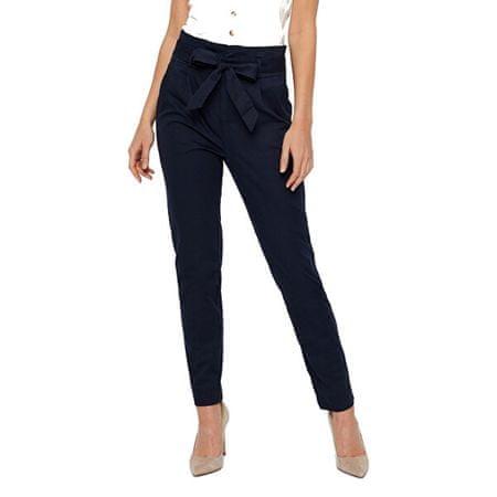 Vero Moda Ženske hlače VMEVA 10216704 Night Sky (Velikost L/30)